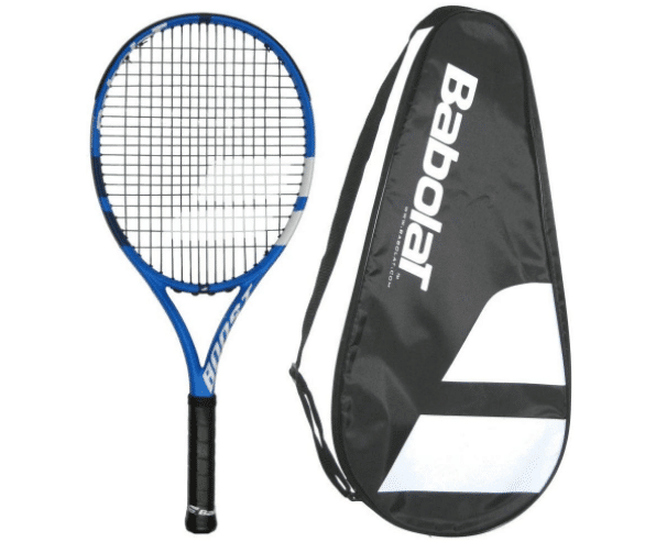 best tennis racket for intermediate player